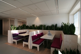 Kantoorbeplanting - Rotterdam